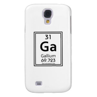 31 Gallium Samsung Galaxy S4 Covers