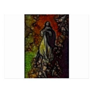 31 - Manic Rapture Post Card