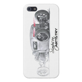 31' Rat Rod iPhone 5 cover