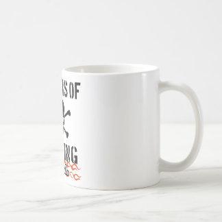 31 years of raising hell mugs