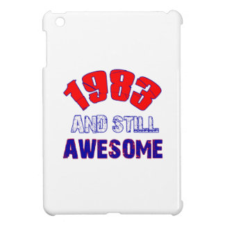 31 years Old birthday designs Case For The iPad Mini