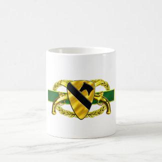 31B MP 1st Cavalry Division Classic White Coffee Mug