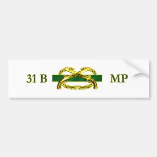 31B MP BUMPER STICKERS