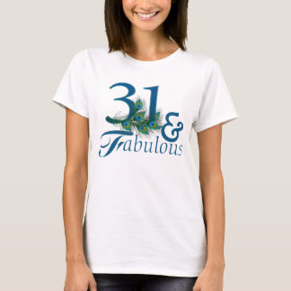 31st Birthday T-shirts