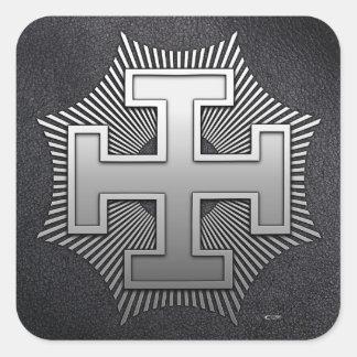 31st Degree: Inspector Inquisitor Square Sticker