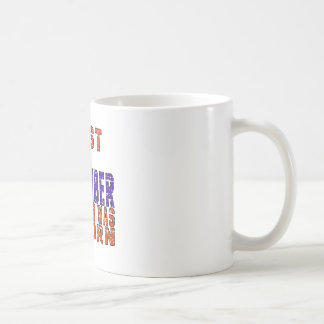 31th December a star was born Basic White Mug