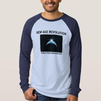 320s, NEW AGE REVOLUTION, WORLD SPACE ORGANIZATION Tee Shirts