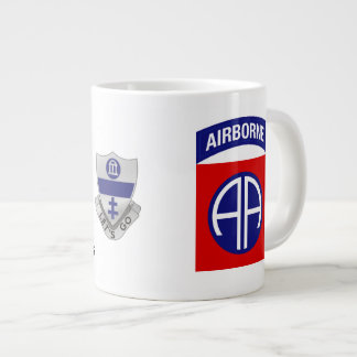 325 Airborne coffee mug Jesus Forgives