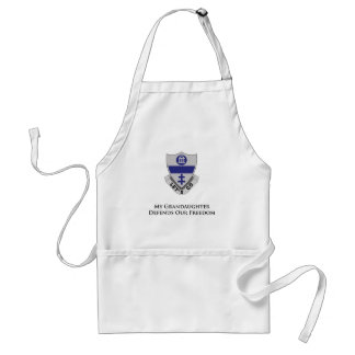325th Parachute Infantry Regiment Standard Apron