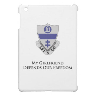 325th PIR- My girlfriend Defends Our Freedom iPad Mini Case