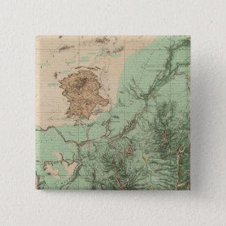 32C Land Classification Map 15 Cm Square Badge
