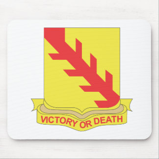 32nd Armor Cavalry Mousepad
