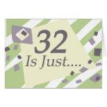 32nd Birthday