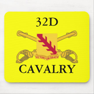 32ND CAVALRY MOUSEPAD