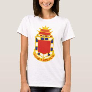 32nd Field Artillery Regiment - PROUD AMERICANS T-Shirt