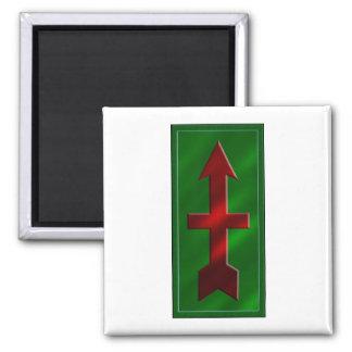 32nd Infantry Brigade Combat Team Fridge Magnets