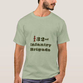 32nd Infantry Brigade Military T-Shirt