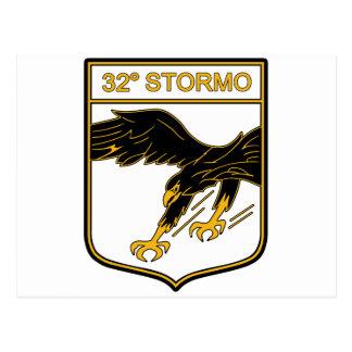 32o Stormo Postcard