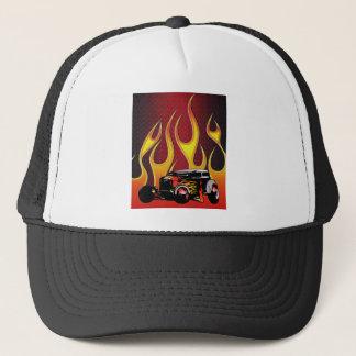 330 Hot Rod Color Variante 2 Trucker Hat
