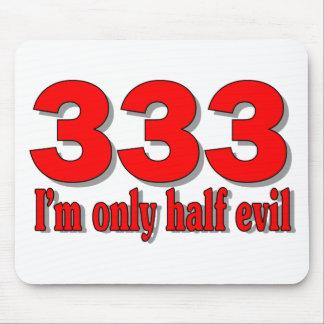 333 mousepad