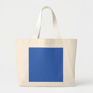 3366CC Solid Blue Background Color Template Tote Bag