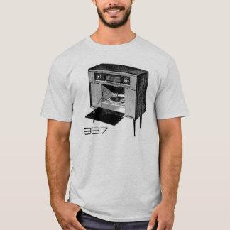 337 Studios 33.7 FM Radio T-Shirt