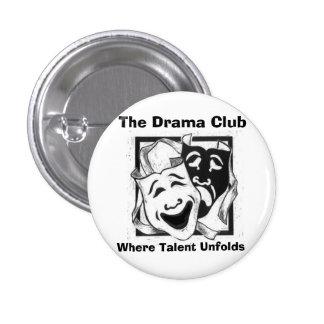 338227009_48487e288b[1], The Drama Club, Where ... 3 Cm Round Badge