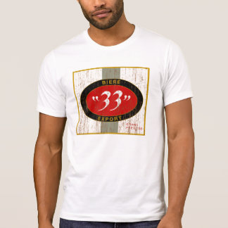33 Beer_Aged T-Shirt