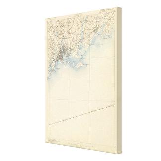 33 Bridgeport sheet Canvas Prints