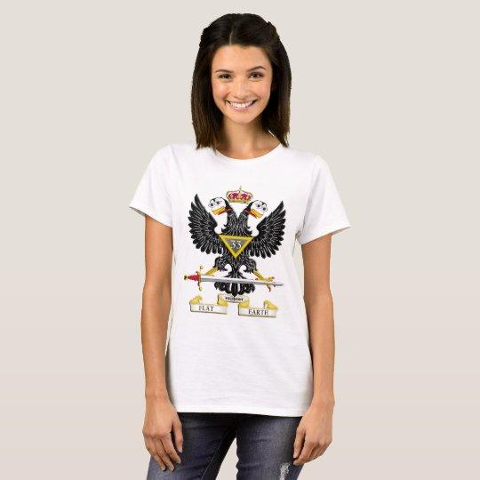 33 Degree Double Headed Fepe T-Shirt