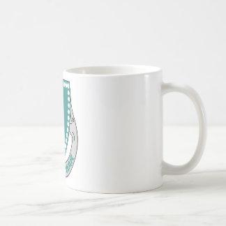 33rd Armor Insignia Basic White Mug