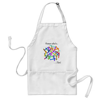 33rd Birthday Gifts Standard Apron