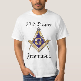 33rd Degree Freemason T-Shirt