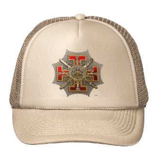 33rd Degree Sovereign Grand Inspector General Mesh Hat