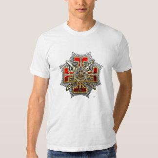 33rd Degree: Sovereign Grand Inspector General Tee Shirt