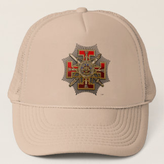 33rd Degree: Sovereign Grand Inspector General Trucker Hat