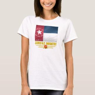 33rd North Carolina Infantry T-Shirt