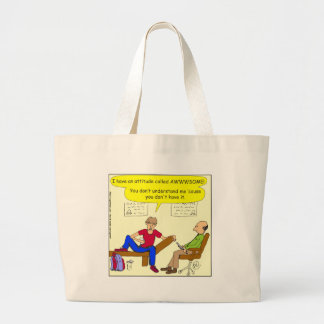 342 Teens are awesome cartoon Canvas Bags