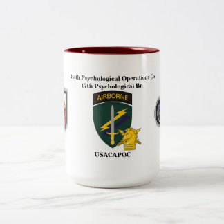 344th PSYOPS Company Mug