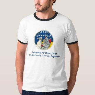 344th troop carrier squadron Tachikawa AB Japan Tshirts