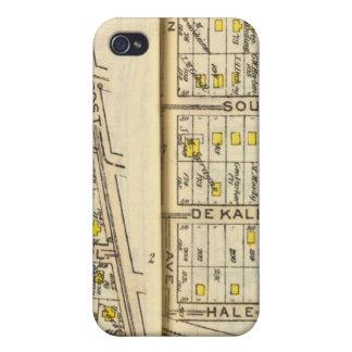 34-35 White Plains iPhone 4 Case