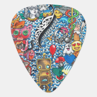 34 Days Guitar Pick