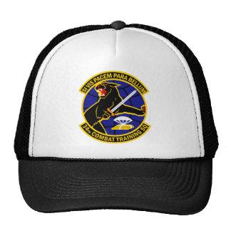 34th Combat Training Squadron Cap