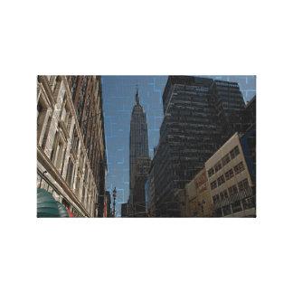 34th Street NYC Canvas Print