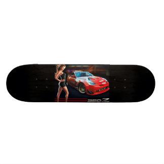 350z Custom Skatebord 20 Cm Skateboard Deck