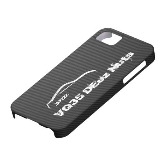 350z VQ35 DEez Nuts Case For The iPhone 5