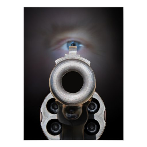 357 Revolver Poster