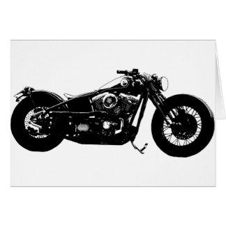 359 Bobber Bike Greeting Card