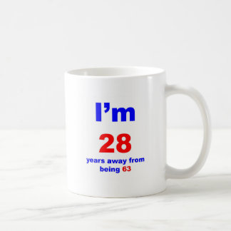 35 Birthday Coffee Mug