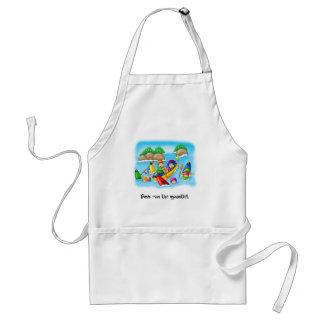 35_gauntlet standard apron